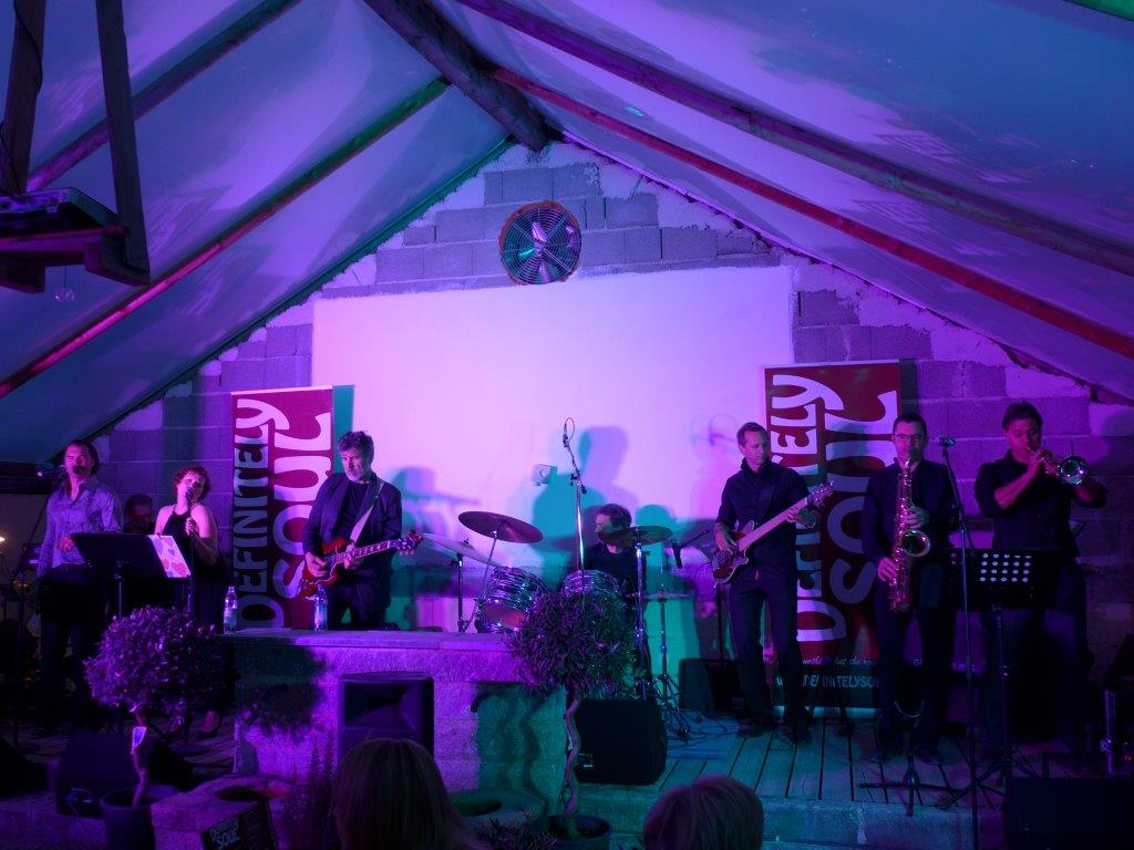 Definitely Soul Livemusik Party Dinnermusik Tanz Gala Benefit in Oberhaching