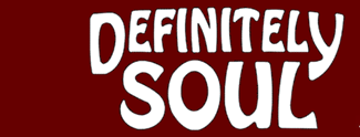 Definitely Soul Band versetztes Logo